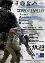 Corso Formazione TASK 18-23 Ottobre 2020  Wingate Institute  Israele