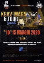 Dal 10 al 15 Maggio 2020 - Krav & Tour - Israele