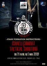 28 Aprile - 5 Maggio 2019 - Corso Formazione Istruttori Israeli Combat and Tactical Shooting - Lecce - Italy