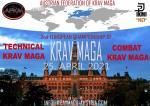 25 Aprile 2021 Campionato Europeo di TKM e Combat Krav Maga - Vienna