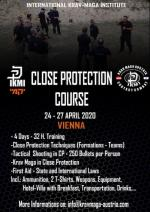 Close Protection Course - 24-27 Aprile 2020 - Vienna
