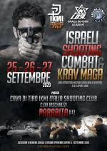 25-26-27 Settembre 2020  Israeli Shooting Combat & Krav Maga Lecce