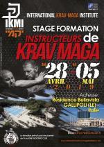 28 Aprile - 5 Maggio 2019 - Corso Formazione Istruttori di Krav Maga - Gallipoli