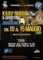 Dal 10 al 15 Maggio 2020 - Krav - Shooting & Tour - Israele