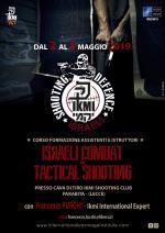 2 - 5 Maggio 2019 - Corso Formazione Istruttori Israeli Combat Shooting - Lecce - Italy