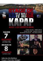 7-8 Dicembre 2019  Stage di Krav Maga - Kapap  Lussemburgo