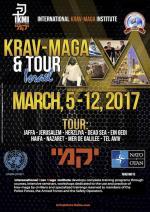 5-12 Marzo 2017 - Tour & Krav Maga Training - Israele