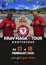Dal 13 al 18 Febbraio 2020 - Krav Maga & Tour - Isola della Martinique