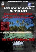 Dal 13 al 19 Febbraio 2020 - Krav Maga & Tour - Isola della Martinique