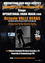 27 Gennaio 2019 - Stage di Operational Krav-Maga - Padova