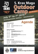 July 5th to 7th 2019   Outdoor Camp   Unterlenningen   Germany