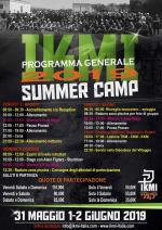 Dal 31 Maggio al 2 Giugno 2019 - Ikmi International Summer Camp - Roseto degli Abruzzi