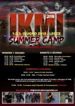 1-2-3 Giugno 2018 - Ikmi Summer Camp - Lecce