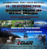 14 - 19 Ottobre 2018 - Stage Krav Maga - Isola della Riunione