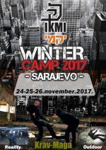24-25-26 Novembre 2017 - Ikmi Winter Camp - Sarajevo