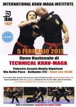 5 Febbraio 2017 Open Nazionale TKM - Bellante (TE)