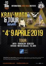 4 - 9 Aprile 2019 - Tour & Training - Israele