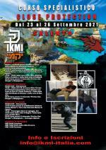 23-26 Settembre  Corso Close Protection - Lecce