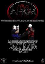 24 Ottobre 2021  Secondo Campionato Europeo di TKM e CKM - Vienna