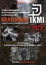 Iscrizione Formazione Istruttori di Krav Maga - 2a Sessione