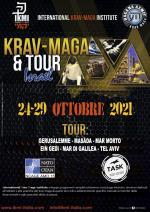 24-29 Ottobre 2021 Krav Maga Shooting & Tour  Israele
