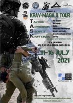 11-16 Luglio 2021 Krav Maga-Shooting & Tour  Israele